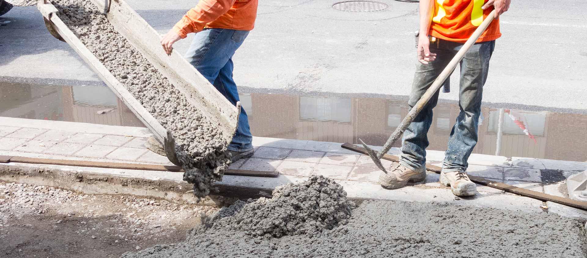 Определение класса и марки бетона